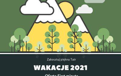 Wakacje 2021 Zakopane